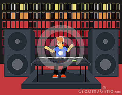 музыки синтезатора