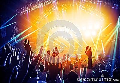 Концерт утеса