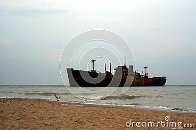 корабль привидения