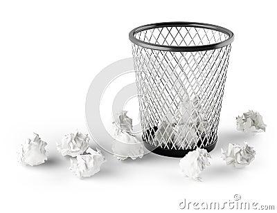 Корзина Wastepaper