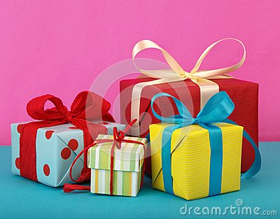 Коробки подарка
