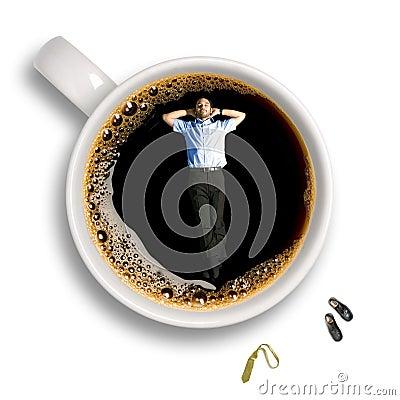 кофе пролома