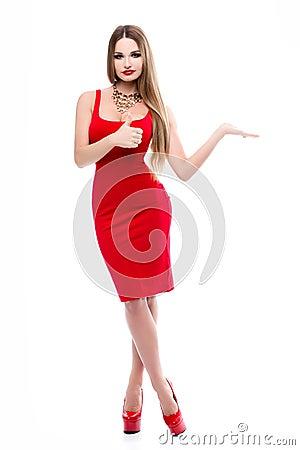 Дама шикарным бюстом 3 фотография