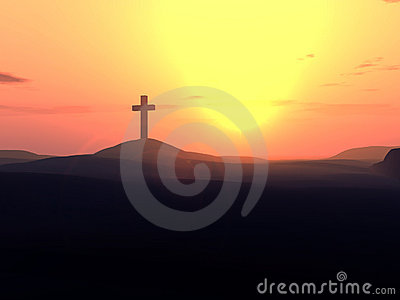 Крест 10
