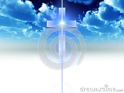 Крест 24
