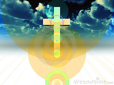 Крест 28
