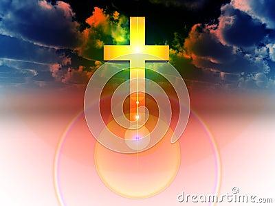 Крест 29