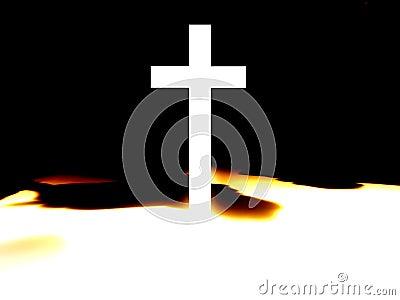 Крест 43