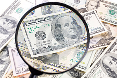 Доллар под лупой