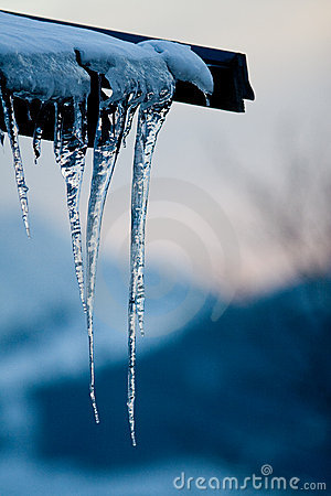 крыша icicle сумрака