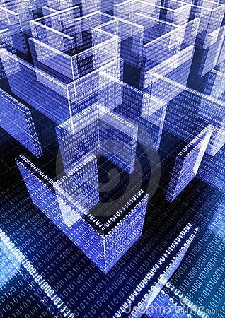 лабиринт информации