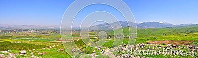 ландшафт Израиля