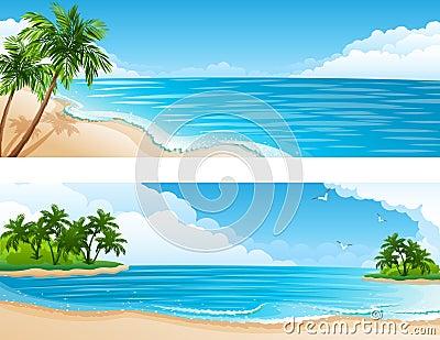 ландшафт тропический