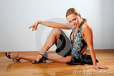 латынь танцора