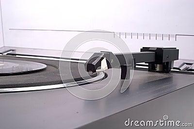линейный отслеживая turntable