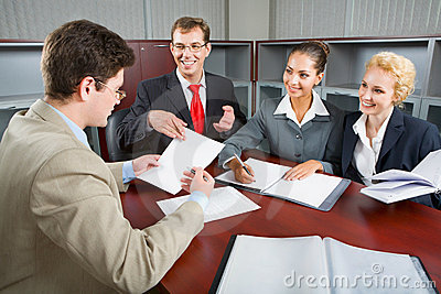 люди бизнес-группы