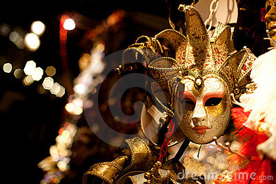 маска venetian