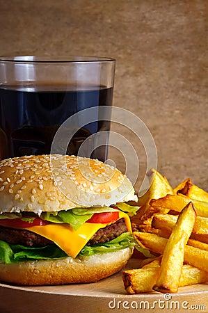 меню cheeseburger