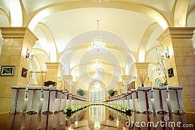Место венчания