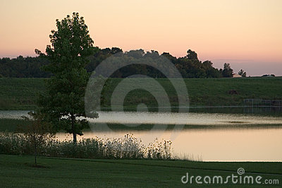 место озера сумрака