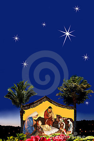 место рождества рождества