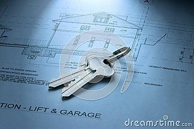 мечт планы домашних ключей