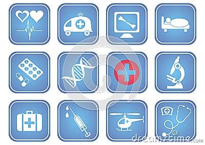 Медицинские значки: ru.dreamstime.com/стоковая-фотография-ме...