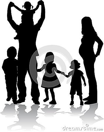 Многодетная семья многодетная семья