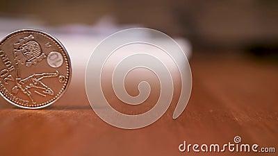 Монетка Испания 2010 евро 20 серебряная коммеморативная - кубок мира ФИФА сток-видео
