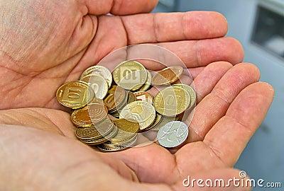 Монетки Израиля
