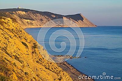 море гор