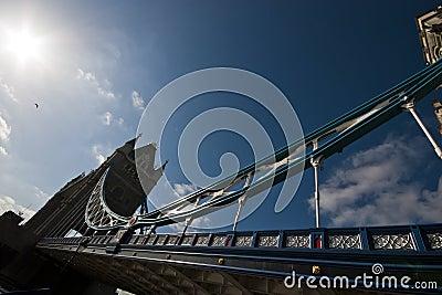 Мост башни