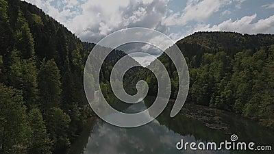 Мост Biaufond сток-видео