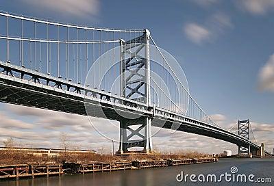 мост franklin Бенжамина