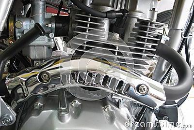 мотор двигателя