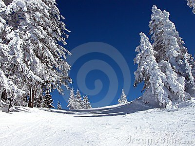 наклон 3 лыж