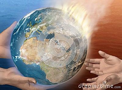 наследие земли