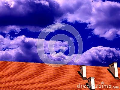 небо крыши ii