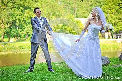 Невеста и Groom