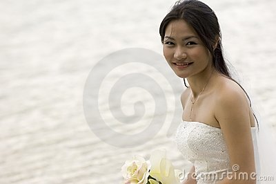 невеста 2 азиатов