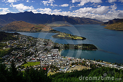 новый queenstown zealand