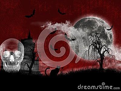 Ноча хеллоуина