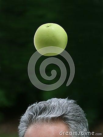 ньютон s яблока