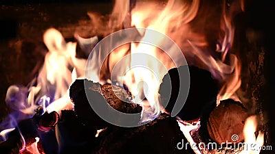 Ожог швырка в месте огня видеоматериал