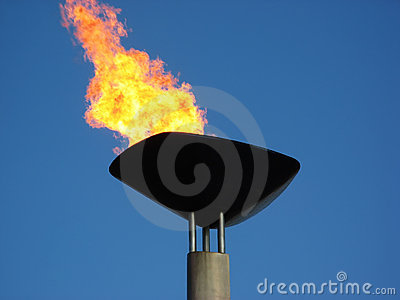 олимпийский факел