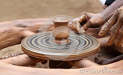 Опарник глины