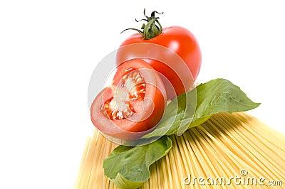 Опрокинутые спагетти