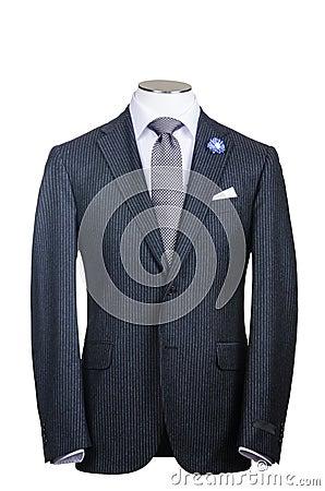 Официально костюм