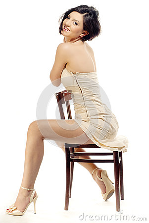 Очарование на стуле