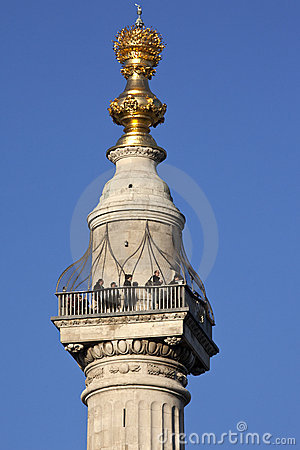 памятник Англии london Редакционное Изображение